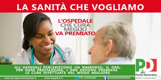 la sanità che vogliamo: l'ospedale che cura meglio va premiato