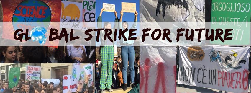 global strike for future